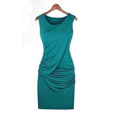 Women's New Formal Package Buttocks Dress – USD $ 18.89