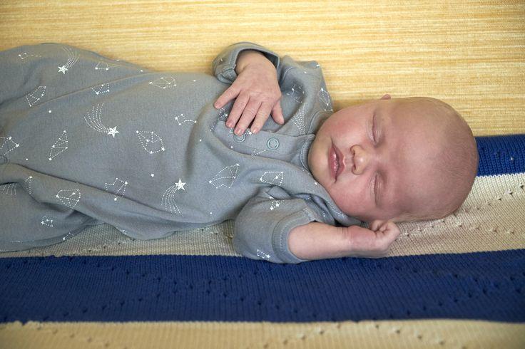 Organic cotton sleepwear for baby