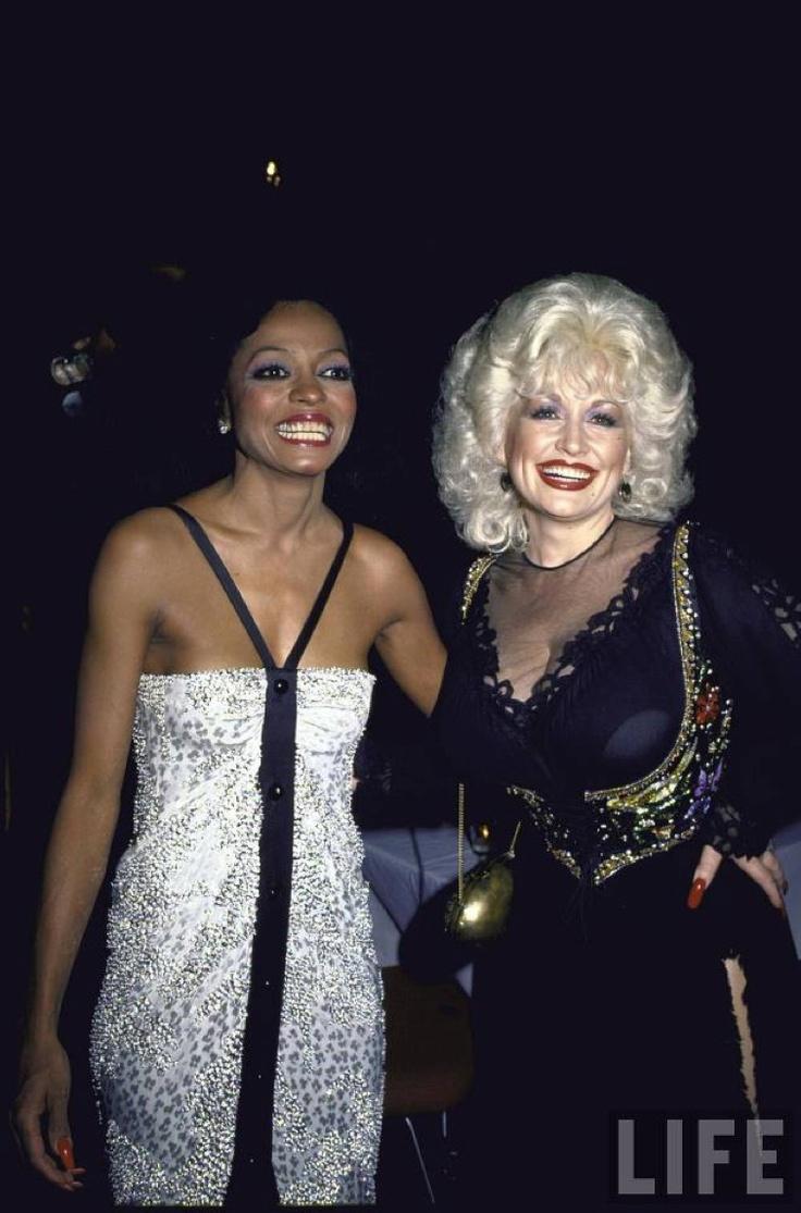 Diana Ross & Dolly Parton