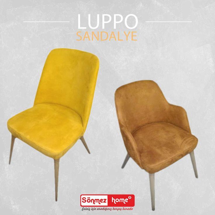 Benzersiz tasarımı ile Luppo Kollu Sandalye Kollu ve Kolsuz modeli ile olarak sizlerle ! #Modern #Furniture #Mobilya #Luppo #Sandalye #Sönmez #Home