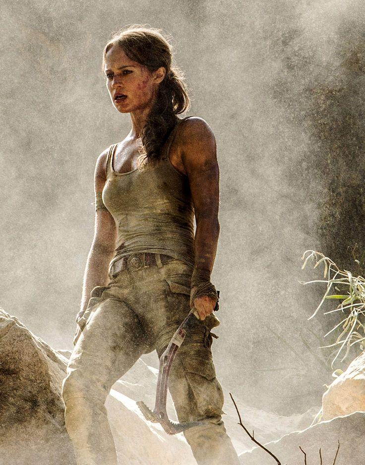 ¿Quieres la rutina de ejercicio de Alicia Vikander para verte como ella en Tomb Raider? Su entrenador, Magnus Lygdbäck nos revela los secretos