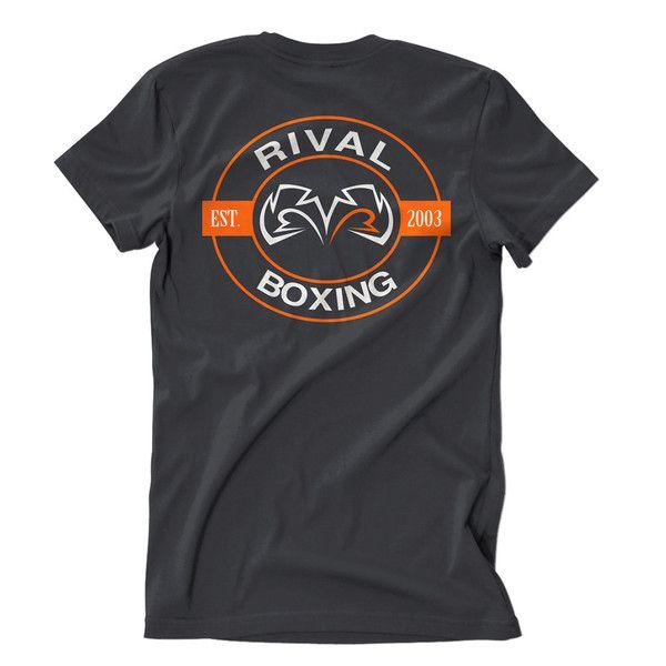 RIVAL BOXING T-SHIRT $19.99