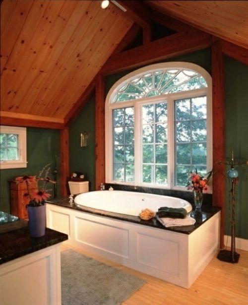 Die besten 25+ ländliche Badezimmer Ideen auf Pinterest Landhaus - luxus badezimmer einrichtung