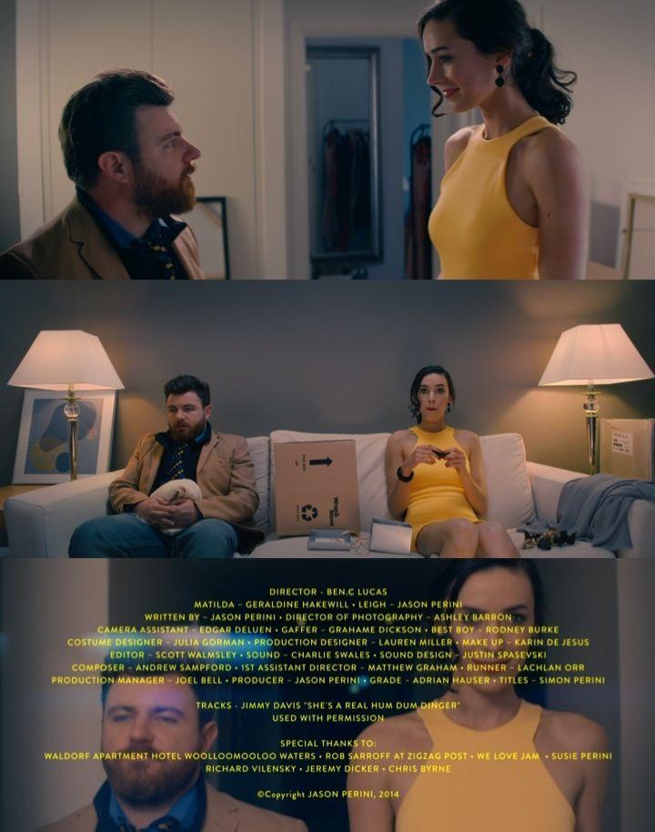 CASA DEL SUEÑOS Screenshot. Written by Jason Perini. Directed by Ben C. Lucas Starring Geraldine Hakewill.