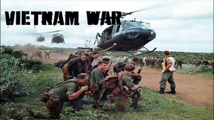 Вьетнамская война HD 3 серия. Новогоднее наступление.
