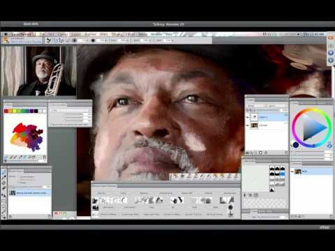 COREL PAINTER 12 - ALL ABOUT BRUSHES