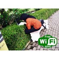 WiFi-an di Taman dan Bus Kota, Amankah?