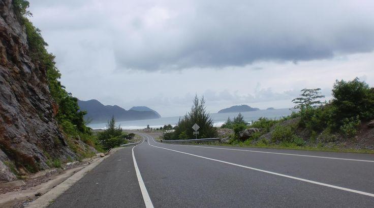 Road to Lhok Nga, Aceh