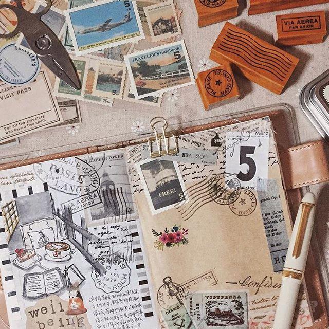 2016.03.04~03.05 自己廝磨  #journal#diary#notebook#handwriting#planner#sticker#mt#cavallini#wahi#washitape#文房具#手帳#日記#hobonichi#Hobo#rosso#ほぼ日#ほぼ日手帳#一日一頁#繪日記#scrawl#sketch#lovelife#travelersnotebook#stamp#watercolor#sailor#pen#weekend#goodnight