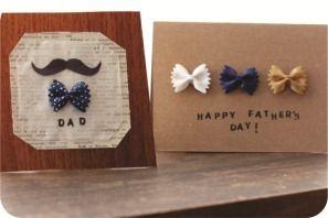 cartão feito em casa para o dia dos pais