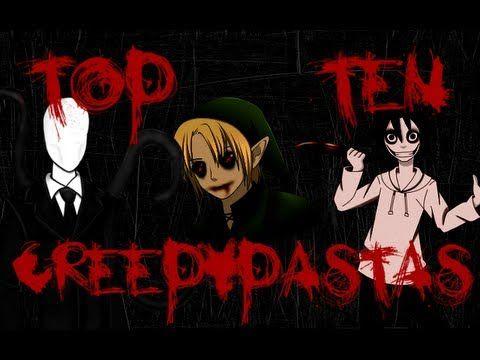 Top 10 Creepypastas