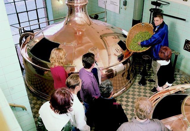 Una visita al Maisel's Brauerei- & Büttnerei-Museum, #Bayreuth
