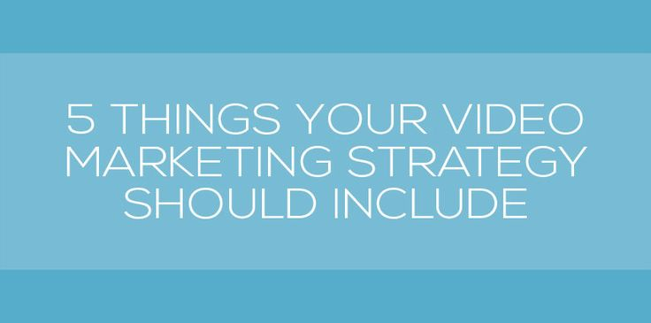 5 Things Your Video Marketing Strategy Should Include. #Marketing #Guide #animation_Video #Animation #Crowdfunding#Startup #Video#Fundraising#Pitch_Video #startup_videos #explainervideo #appvideo #application #Videos #best_Video_Production #Marketingvideos