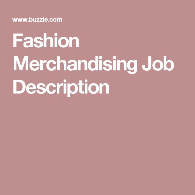 Best 25 Fashion Merchandising Ideas On Pinterest Career In Fashion Designing Fashion Design