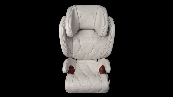 Kahns Evoque Baby Seat - Ivory Starting at: $1,539.00 Kahn Design Recaro Young Sport child seat in quilted Nappa leather
