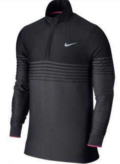 Jersey Nike Golf MOBILITY CHEST STRIPE . Sweater para caballero con el logotipo de Nike incorporado