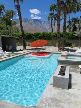 Ledge Loungers in Action! - modern - pool - phoenix - Ledge Lounger LLC