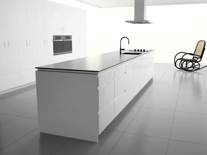 Ikea Modern Kitchen Cabinets dunsmuir cabinets - modern kitchen cabinets that work with any