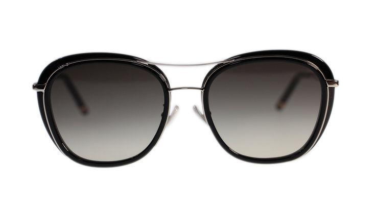 Boucheron Womens Luxury Sunglasses BC0022S 001 Black With Grey Lens 53mm Authentic. BRAND NEW BOUCHERON SUNGLASSES.