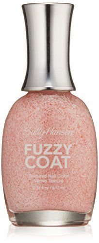 Sally Hansen Fuzzy Coat Textured Nail Color Wool Lite 031 Fluid Ounce * Find out more about the great product at the image link.Note:It is affiliate link to Amazon.