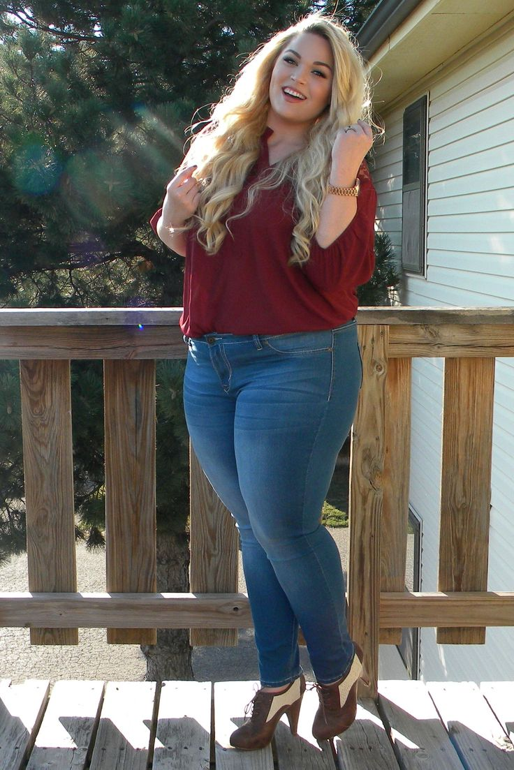 Denim days by loeylane see what else fits her youtube for Big beautiful women picture