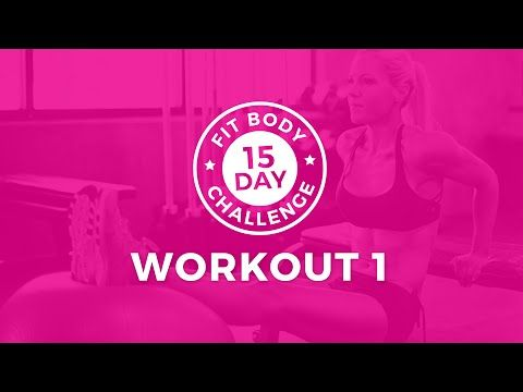 Workout with your own online personal trainer! Trainer Lindsey has a 15 day challenge full of workouts, recipes, and a full meal plan to quick-start your wei...