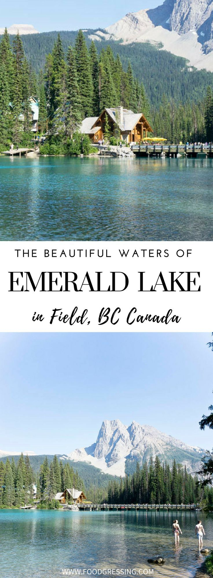 What you need to know before visiting Emerald Lake in Field BC.** #EmeraldLake | Emerald Lake Field BC | Emerald Lake Field BC Travel | Emerald Lake Field BC Things To Do | Emerald  Lake Field BC Vacation | Emerald Lake Field BC Weekend | What to do in Emerald Lake Field BC | Emerald Lake Field BC Attractions