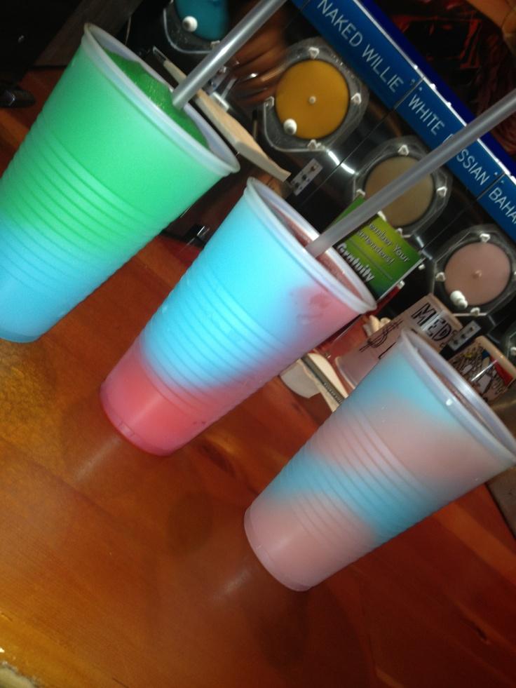 Wet willies miami frozen alcohol beverages