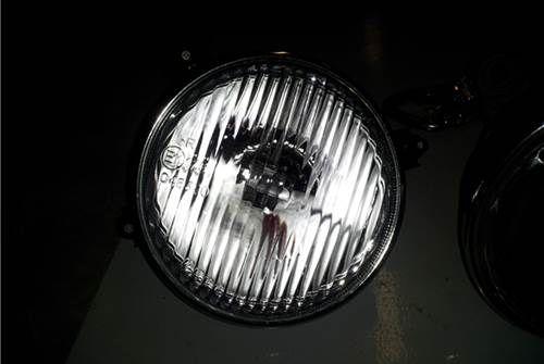 E34 Hella Headlights and Depo Headlight