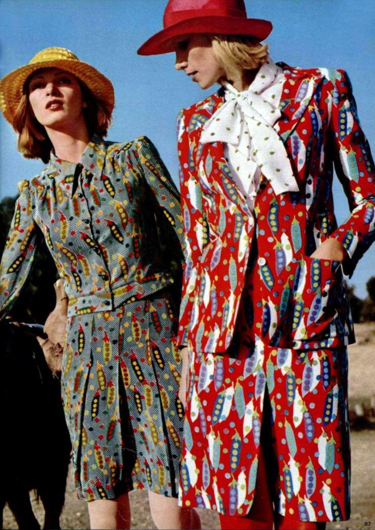 1405 besten 70s fashion bilder auf pinterest 70s mode mode der siebziger jahre und vintage mode. Black Bedroom Furniture Sets. Home Design Ideas