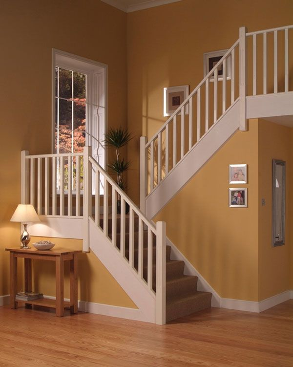 24 best Garage stairs images on Pinterest   Banisters ...