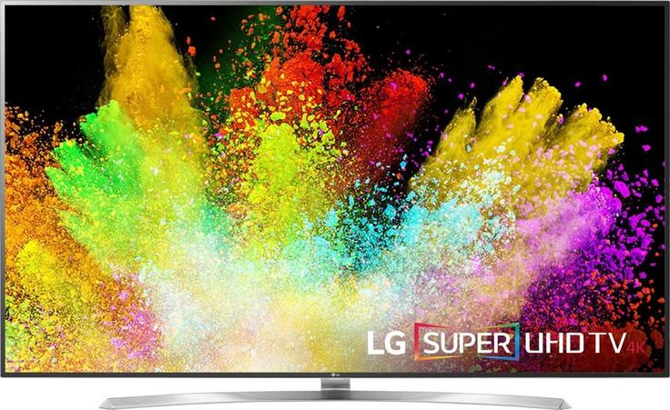 "LG - 75"" Class (74.5"" Diag.) - LED - 2160p - Smart - 4K Ultra HD TV with High Dynamic Range - Black"