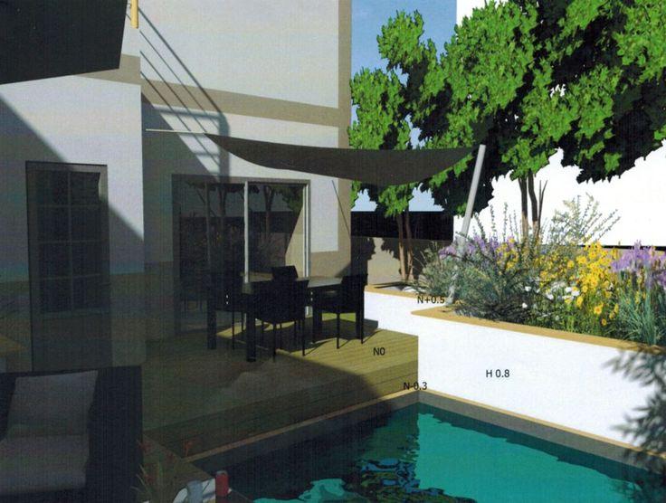 26 best Terrasse mobile images on Pinterest Decks, Swimming pools - abri local technique piscine