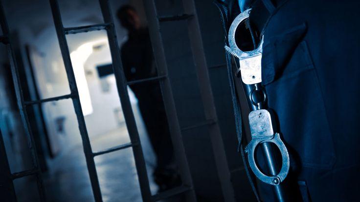 Prison officers strike over 'surge in violence' - Sky News
