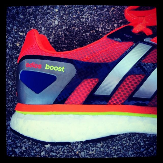 adidas Adios Boost Heel -  Great shoe but too pricey.... UAH 1700 in Adidas Stock (!!!)