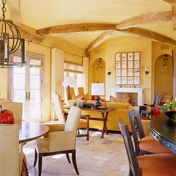 Top Decorating Tips For Open Floor Plans Dining Room ColorsFormal