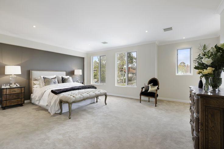 Glen Iris 57 master suite.