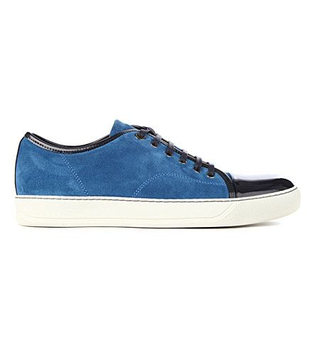 LANVIN Low-Top Trainers. #lanvin #shoes #trainers