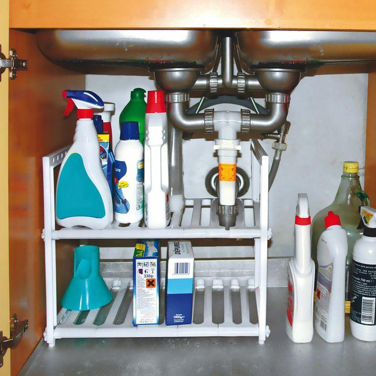 Sottolavello adattabile vendita online dmail cucina utilit e carinerie che mi - Tendine sottolavello cucina ...