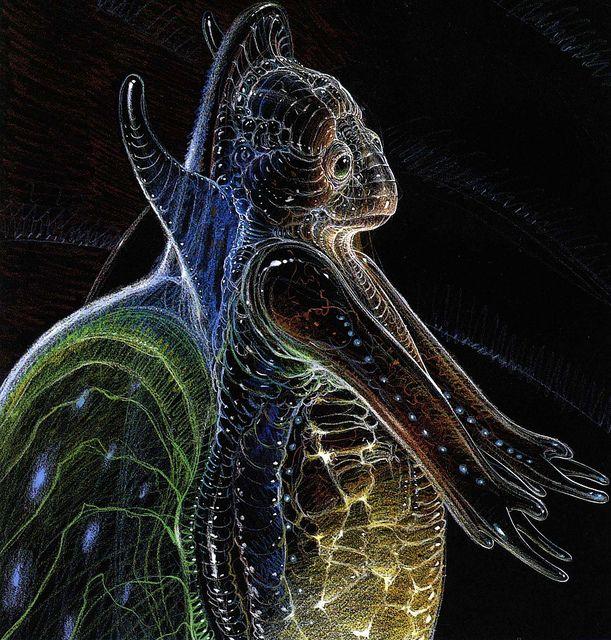 solar system alien concept - photo #23