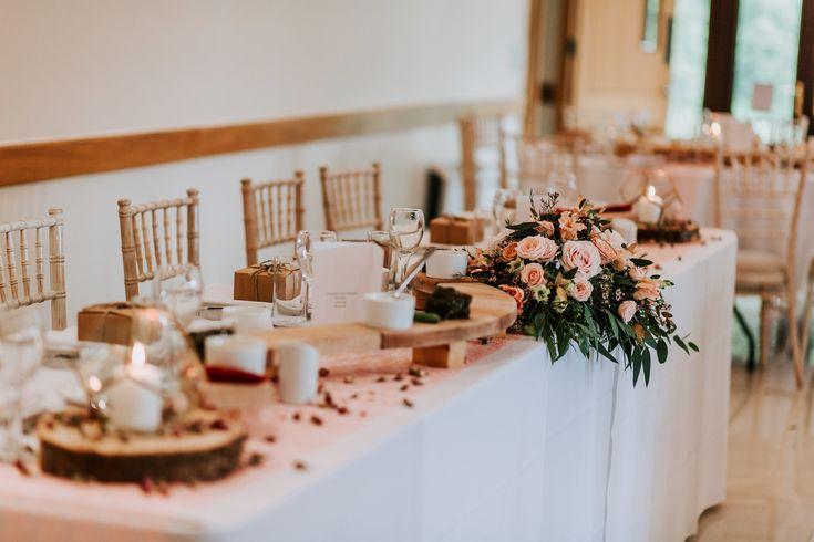Top table - Sheetal Varsani Photography - Canada Lodge and Lake