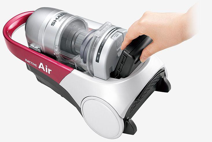 EC-AS700/AS500 | 掃除機:シャープ