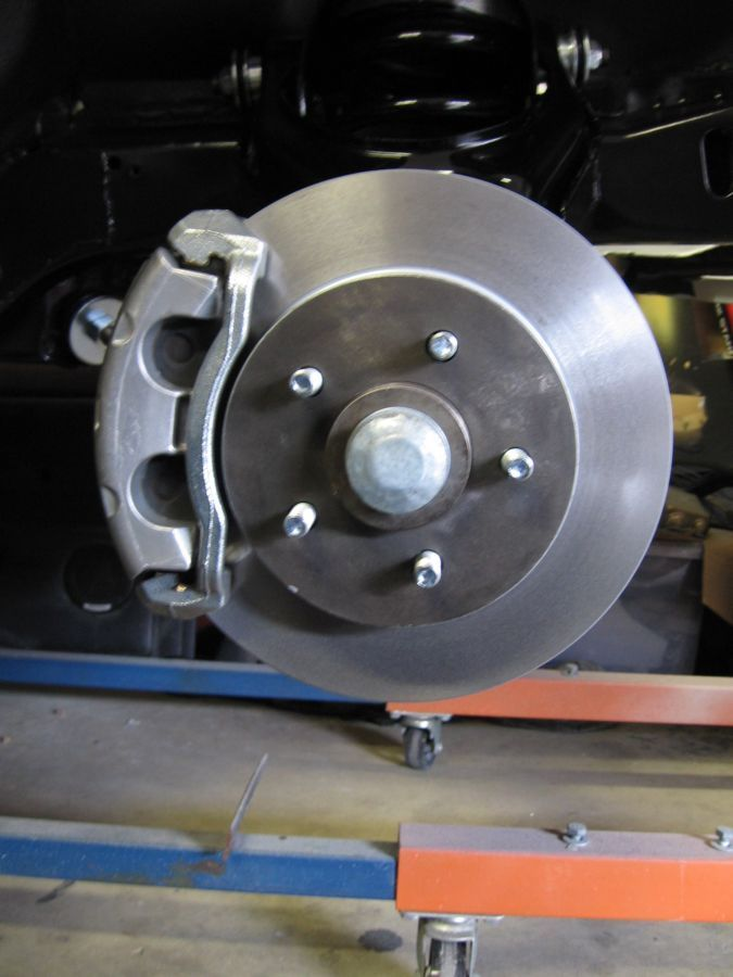 Xb Falcon Front Calipers