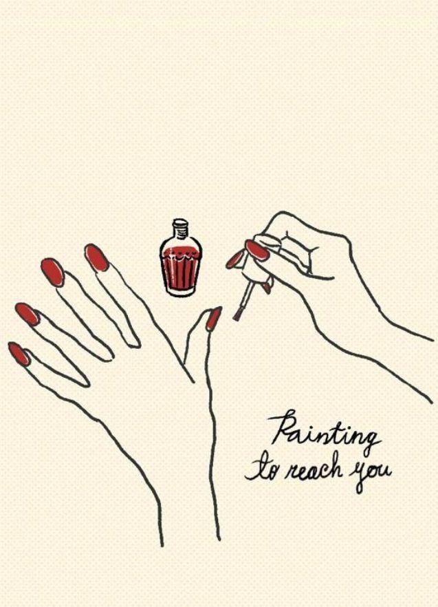 I like nails.