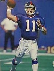 Phil Simms. NY Giants Quarterback.