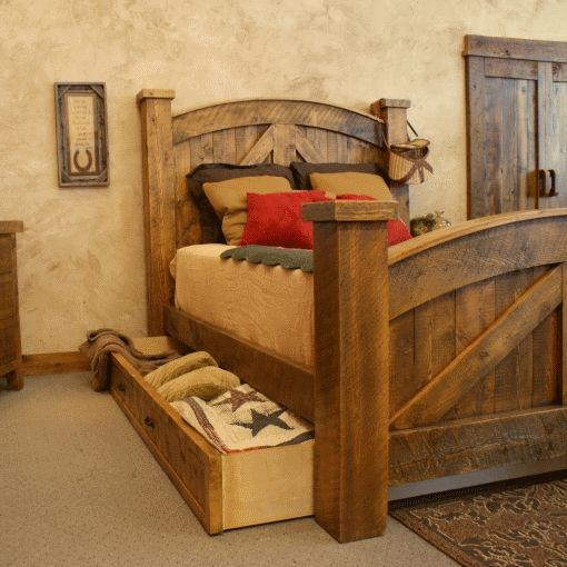 Best 25 Reclaimed Wood Bedroom Furniture Ideas On Pinterest Glamorous Barn Wood Bedroom Furniture Decorating Design