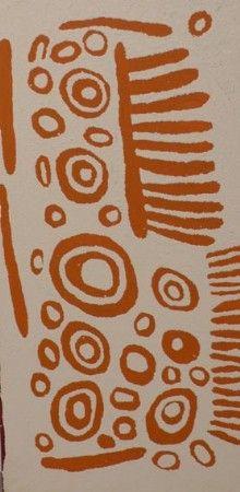 Wintjiya Napaltjarri, Untitled, 2012, acrylic on Belgian linen, 61 x 122 cm. Scott Livesey Galleries.