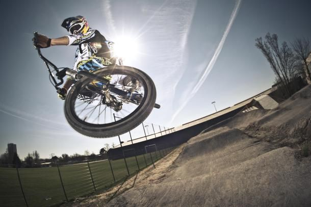 BMX Race - RED BULL - Joris Daudet. BRAAAAAAP
