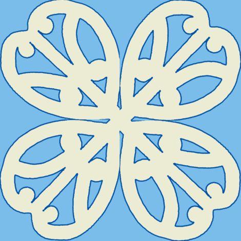 kikorangi fabric by reen_walker on Spoonflower - custom fabric