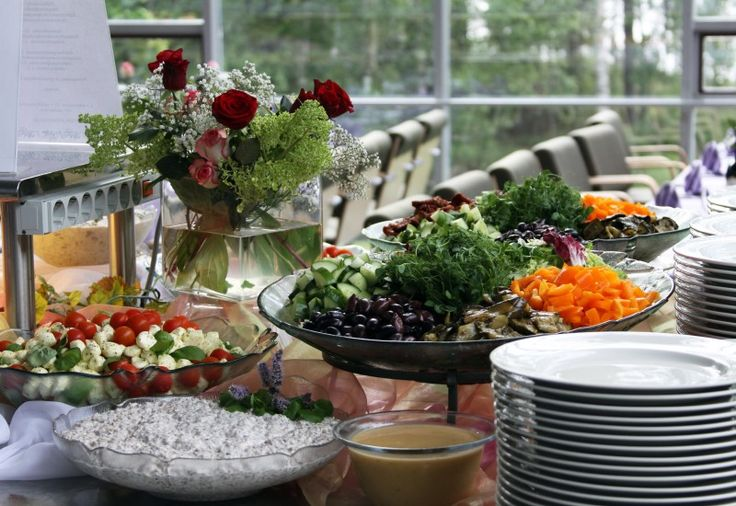 Murikanrannan juhlapäivälliset ovat suosittuja läpi vuoden.